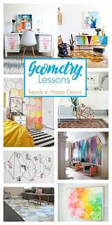 Trends In Home Design Decoart Blog Trends Geometry Lessons Trends In Home Decor