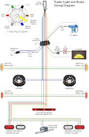 fix trailer lights instructions diagrams incredible electric brake