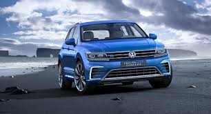 new volkswagen 2016 india bound 2016 vw tiguan live images from vw group night
