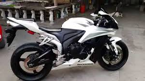 hero honda cbr bike 2008 honda cbr 600rr philippines youtube