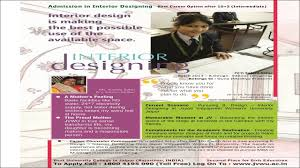 Home Interior Design Jaipur Admission In Interior Designing Www Jvwu Ac In Youtube