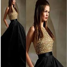 black and gold dress gold prom dresses halter prom dresses prom dresses 2016