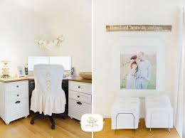 Pottery Barn Whitney Desk Photography Studio Inspiration Clean Light Airy Office