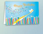 bulk business birthday greeting cards for clients and employees