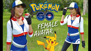 Joann Fabrics Halloween Costumes Pokemon Go Female Trainer Pokemon Costume Cosplay Youtube