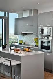Best Modern Kitchens Images On Pinterest Modern Kitchens - Modern condo interior design