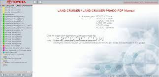 toyota land cruiser land cruiser prado toyota land cruiser