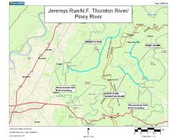 Virginia State Parks Map Virginia Deq Exceptional State Waters Tier Iii