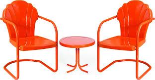 Old Metal Outdoor Furniture by Retrometalfurniture Com Torrans Parklane Retro Metal Patio Chair