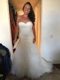pronovias mildred second hand wedding clothes and bridal wear