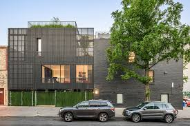 townhouse design young projects upended the traditional brooklyn townhouse design for