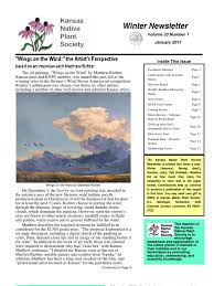 ga native plant society download january 2010 kansas native plant society docshare tips