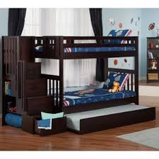 Twin Over Twin Bunk Beds With Trundle by Twin Bunk Beds With Trundle Wayfair