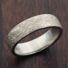 palladium wedding rings pros and cons mokume wedding bands in stock