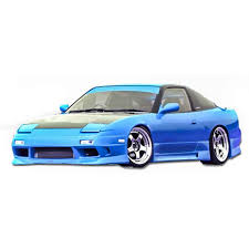 nissan 240sx nissan 240sx hb 1989 1994 gp1 style 4 piece polyurethane full body kit