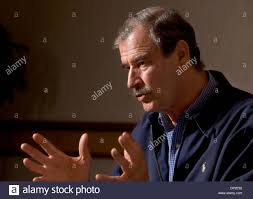 may 31 2006 ensenada baja california mexico vicente fox the