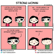 Strong Woman Meme - strong woman by zachsym meme center