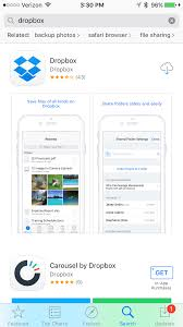 dropbox app for android how do i and configure the dropbox mobile app for ios or