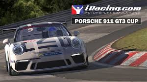 porsche gt3 cup the porsche 911 gt3 cup now available on iracing youtube