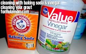 Cleaning Grout With Vinegar Cleaning Grout With Baking Soda View In Gallery Bathroom