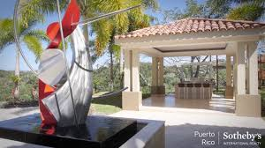 Home Interiors Puerto Rico by Luxury Homes In Montehiedra Estates Puerto Rico Sotheby U0027s