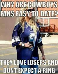 Cowboy Fan Memes - total pro sports 20 great anti cowboys memes ahead of today s