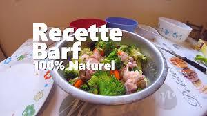 cuisiner pour chien ma première recette de barf pour chien 100 naturel