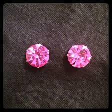 jojo earrings 50 jojo you jewelry jojo you pink bling stud