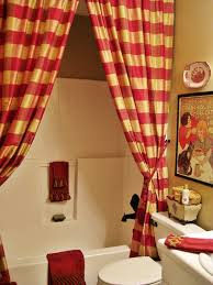 Country Themed Shower Curtains My French Country Guest Bath With A Surprising Shower Curtain