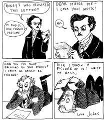 Edgar Allen Poe Meme - i hope he wrote him back imgur lol pinterest random stuff
