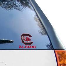 ole miss alumni sticker college south carolina gamecocks stickers fansedge