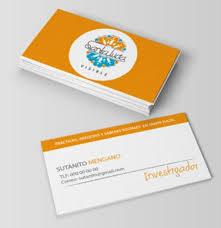 tarjeta de visita diseo diseño de tarjetas de visita