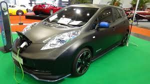 nissan leaf range 2017 2017 nissan leaf nismo essen motor show 2016 youtube