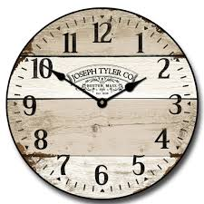 best seller barnwood rusticia on sale now large wall clocks 24