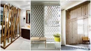 style compact room divider ideas for small studio best room