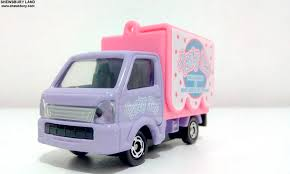 suzuki carry truck tomica suzuki carry mobile catering truck