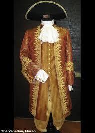 venetian costume venetian mens costume rust gyzander