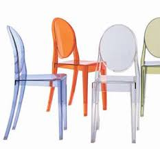 Kartell Louis Ghost Chair Kartell Victoria Ghost Plastic Chair Dining Room Furniture