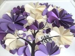 purple guest book 110 best wedding guest book images on wedding guest