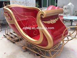 large outdoor santa sleigh large outdoor santa sleigh suppliers