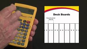 Estimate Deck Materials by Material Estimator Decking And Cost How To