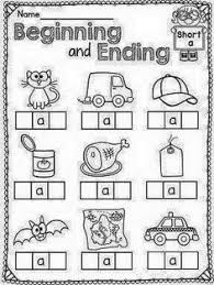 practice beginning letter sound worksheet letter sounds