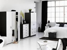 Black White Bedroom Decorating Ideas Teenage Bedroom Designs Black And White Interior Design
