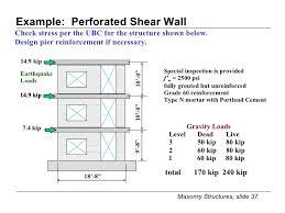 Concrete Wall Design Example Home Design Ideas - Reinforced concrete wall design example