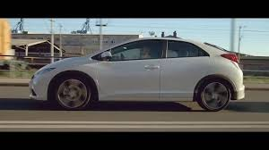 on honda civic commercial honda civic type r commercial 2014