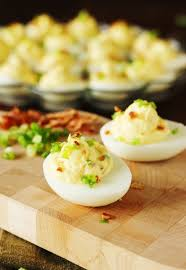 chef buddy deviled egg trays bacon cheddar deviled eggs the kitchen is my playground