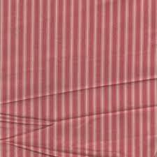 Striped Drapery Fabric Bernard Tomato Linen Look Stripe Drapery Fabric By Richloom