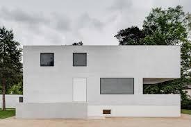 bauhaus home bauhaus reinterpreted not reconstructed in dessau uncube
