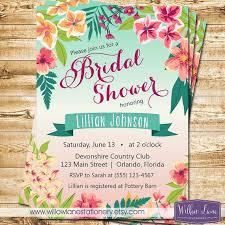 hawaiian themed wedding best 25 tropical bridal showers ideas on tropical