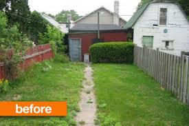 inspiring small backyard ideas before after pics inspiration